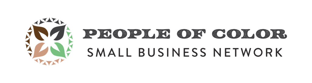 people of color small business network