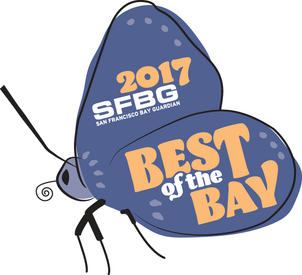 SFBG best of the bay 2017 bug
