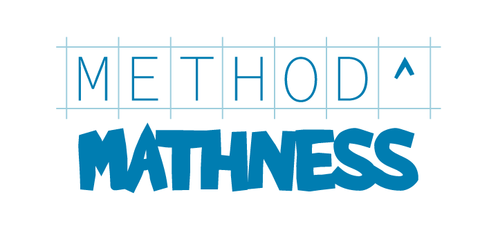 method to the mathness logo